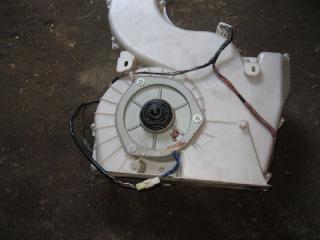 Мотор печки MITSUBISHI PAJERO 4 2006-