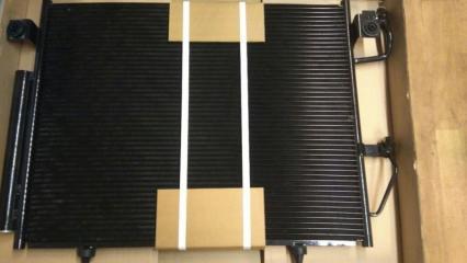 Радиатор кондиционера MITSUBISHI PAJERO 4 2006-