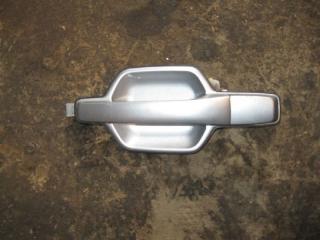 Ручка двери внешняя задняя левая MITSUBISHI PAJERO 4 2006-