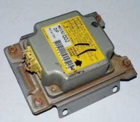 Блок управления аирбаг MITSUBISHI PAJERO SPORT 1 1998-2009