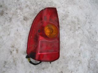 Запчасть фонарь в крыло задний левый MITSUBISHI SPACE STAR 1998-2004