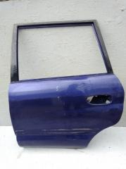 ДВЕРЬ задняя левая MITSUBISHI SPACE STAR 1998-2004