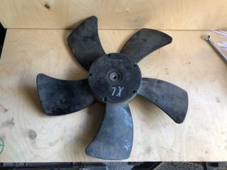 Крыльчатка вентилятора левая MITSUBISHI LANCER 10 2007