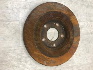 Тормозной диск задний MITSUBISHI OUTLANDER XL 2006 2007 2008 2009 2010 2011 2012