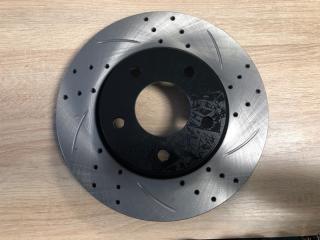 Тормозной диск передний MITSUBISHI LANCER 10 2008 2009 2010 2011 2012 2013 2014 2015