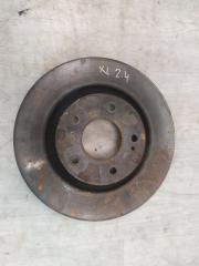 Тормозной диск передний MITSUBISHI OUTLANDER 1 2003-2012