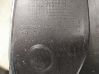 БАМПЕР ЗАДНИЙ задний левый OUTLANDER XL 2006 2007 2008 2009 CW1W 4B11
