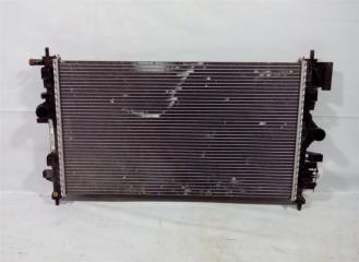 Запчасть радиатор охлаждения Opel Insignia 2008-2015