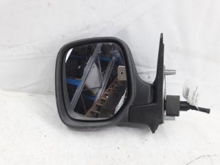 Запчасть зеркало левое Citroen Berlingo 2008-2016