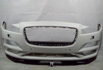Запчасть бампер передний Jaguar F-Pace 2015-
