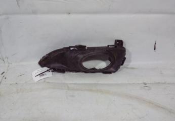 Запчасть накладка птф передняя левая Mazda 3 2003-2006