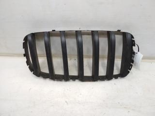 Запчасть основание решетки радиатора правое BMW X6 2014-