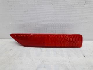 Запчасть отражатель бампера задний левый Honda CR-V 3 2007-2012