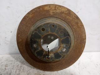 Запчасть диск тормозной задний Mazda 6 2007-2012