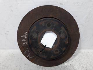 Запчасть диск тормозной задний Mazda 3 2003-2009