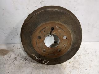Запчасть диск тормозной задний Ford Focus 2 2004-2011