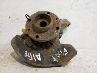 Запчасть кулак поворотный передний левый Fiat Albea 2005-2012