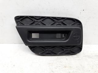 Запчасть накладка бампера задняя правая Renault Sandero 2 Stepway 2014-