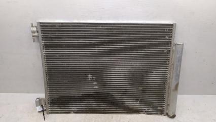 Радиатор кондиционера Renault Logan 2 2014-