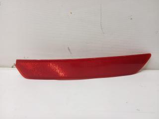 Запчасть отражатель бампера задний левый Skoda Yeti 2013-2018