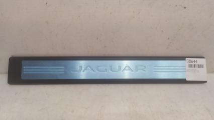 Запчасть накладка порога левая Jaguar XF 2007-2016