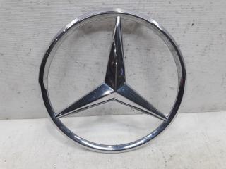 Запчасть эмблема передняя Mercedes-Benz E-Class 2016-