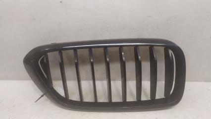 Запчасть решетка радиатора правая BMW 6 GT 2017-