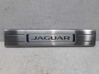 Запчасть накладка порога передняя правая Jaguar XJ 2010-2016