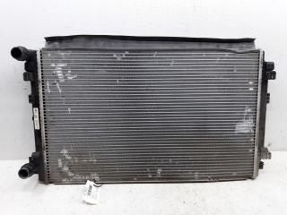 Запчасть радиатор охлаждения Volkswagen Tiguan 2 2016-
