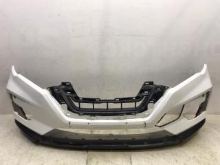 Запчасть бампер передний Nissan X-Trail 2017-