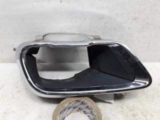 Запчасть насадка выхлопной трубы правая BMW X5 2018-