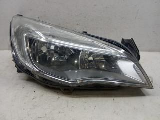 Запчасть фара правая Opel Astra 2010-2015