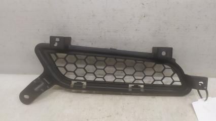 Запчасть решетка радиатора передняя левая Mitsubishi Lancer 10 2007-2016