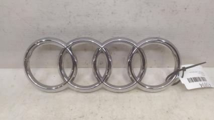 Запчасть эмблема Audi Q8 2018-