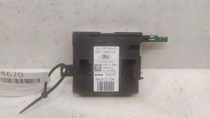 Запчасть мотор стеклоподъемника передний Ford Focus 2 2004-2011