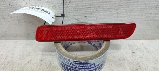 Запчасть отражатель бампера задний правый Suzuki SX4 1 2006-2014