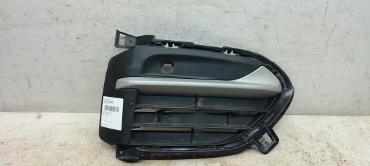 Запчасть решетка бампера правая BMW X6 2014-