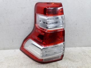 Запчасть фонарь левый Toyota Land Cruiser Prado 150 2009-2017