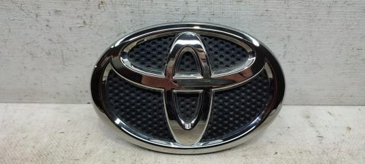 Запчасть эмблема передняя Toyota Rav4 2012-2019