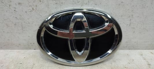 Запчасть эмблема задняя Toyota Land Cruiser Prado 150 2017-