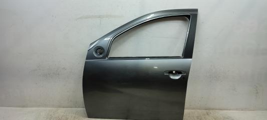 Запчасть дверь передняя левая Renault Sandero 1 2009-2014