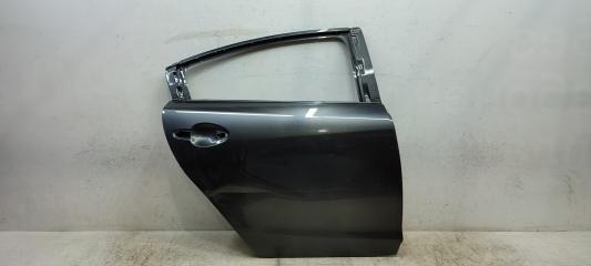 Запчасть дверь задняя правая Mazda 6 2012-2018