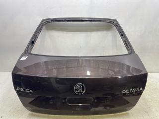 Запчасть крышка багажника Skoda Octavia 2012-