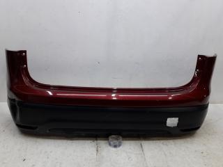 Запчасть бампер задний Nissan Qashqai 2013-