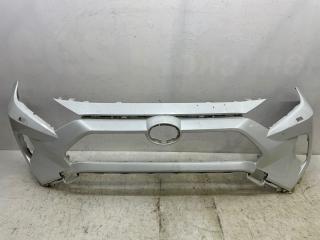 Запчасть бампер передний Toyota Rav4 2018-