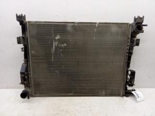 Запчасть радиатор охлаждения Renault Logan 2 2014-