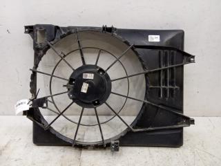 Запчасть диффузор радиатора Hyundai Tucson 3 2015-
