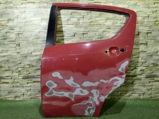 Запчасть дверь задняя левая задняя левая Suzuki Splash 2008-2015