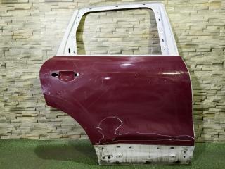 Запчасть дверь задняя правая задняя правая Volkswagen Touareg 2010-2018