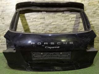 Запчасть дверь багажника Porsche Cayenne 2011-2017